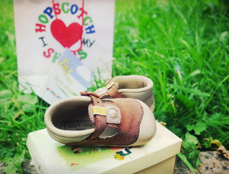 Buying Baby's First Shoes - Kitty and B