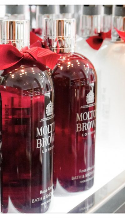 Rosa Absolute Free Molton Brown Pampering| Kitty and B
