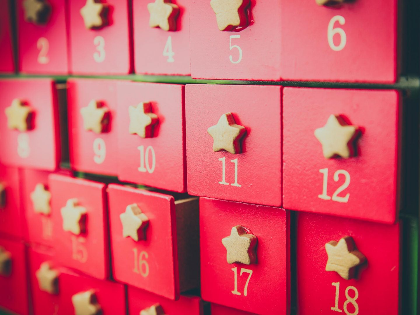 Advent Calendars with a difference and a Ciate Mini Mani Month giveaway